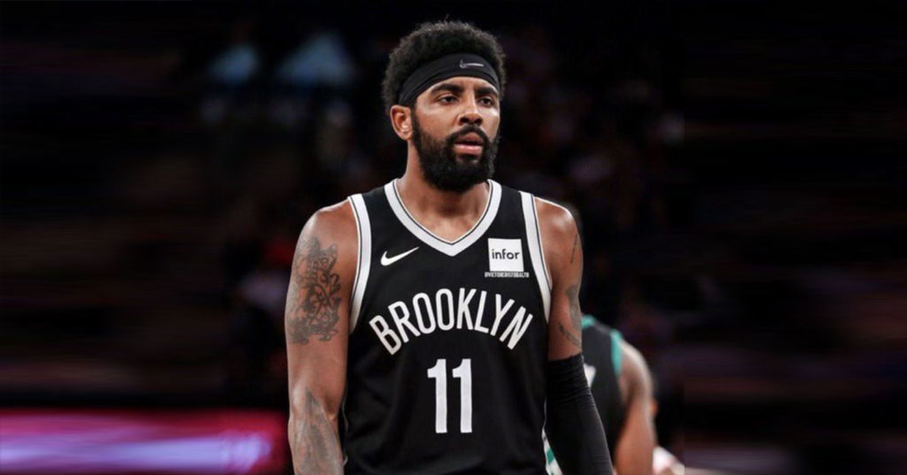 """SOURCE SPORTS: Kyrie Irving Says Will Be On """"NBA Finals Stage"""" Regardless Of Current Standings"""