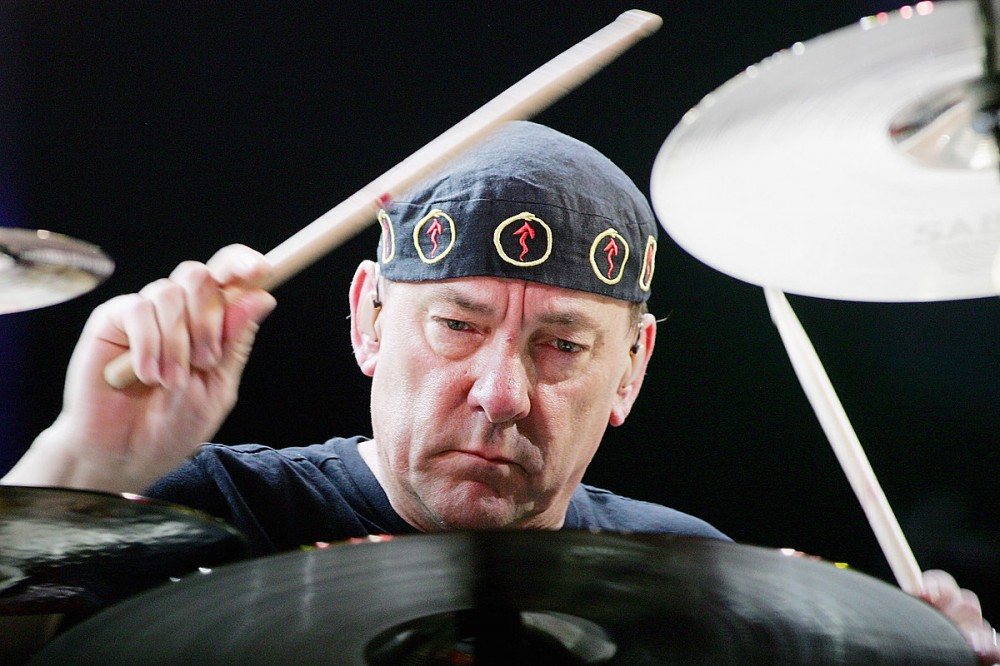 Watch: Artist's Neil Peart Sculpture Celebrates the Life of the Late Rush Drummer