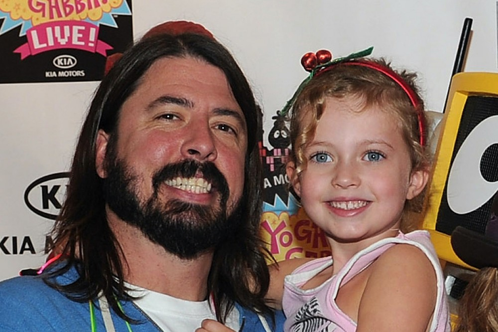Dave Grohl's Daughter Violet Sings on the New Foo Fighters Album