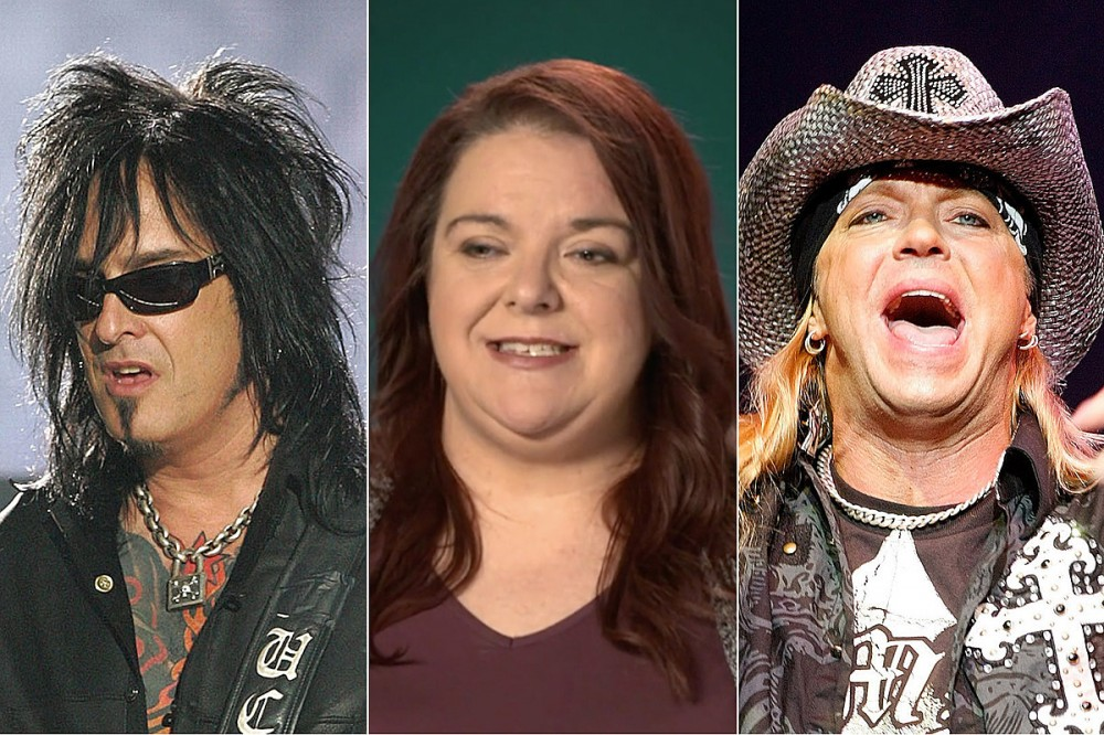 Poor Catfished Woman on 'Dr. Phil' Thinks Nikki Sixx + Bret Michaels Are Fighting Over Her