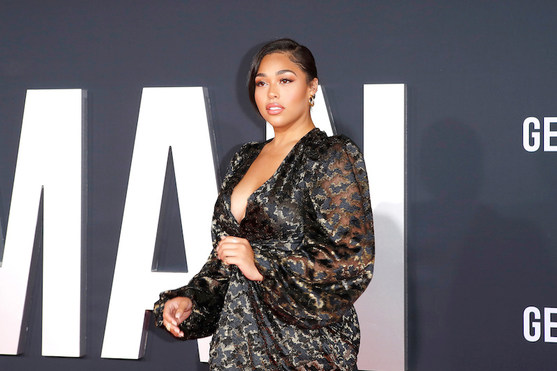Jordyn Woods Becomes the Talk of the Timeline With Her Buss It Challenge Drop