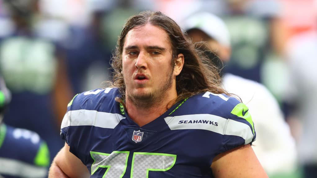 Seattle Seahawks Lineman Chad Wheeler Arrested on Domestic Violence Charges