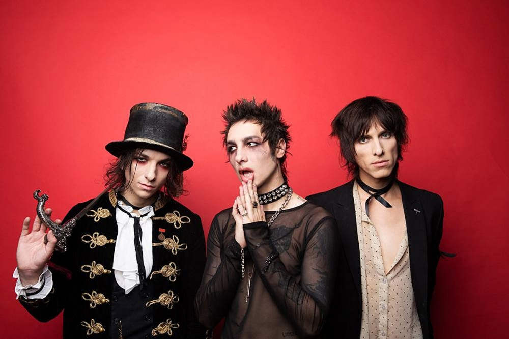 Palaye Royale Bring Fans 'Curse of Calypso' Augmented Reality Experience