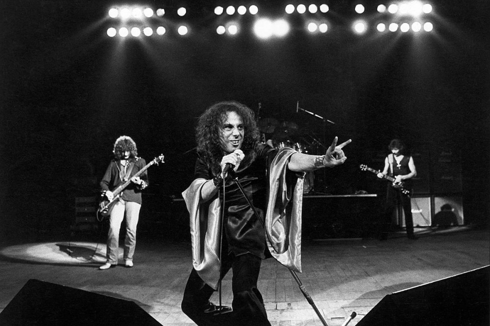 Black Sabbath: Previously Unreleased 1979 'Heaven and Hell' Rehearsal Released by Geoff Nicholls' Estate
