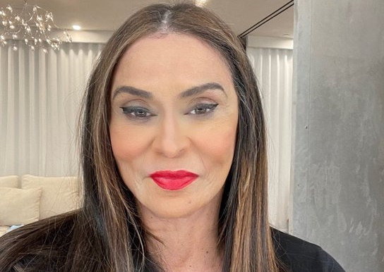 Tina Lawson is a Proud Grandmother After Blue Ivy Does Her Makeup