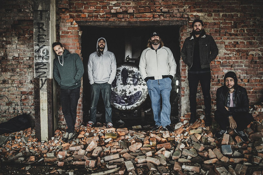 Every Time I Die Debut Chaotic New Song 'AWOL'