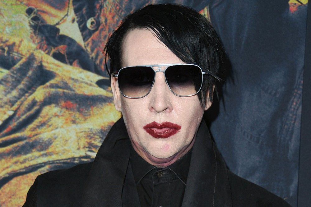 Marilyn Manson Responds to Evan Rachel Wood's Abuse Allegations