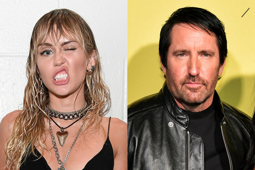 Watch: Miley Cyrus Teases New Cover of Nine Inch Nails' 'Head Like a Hole'