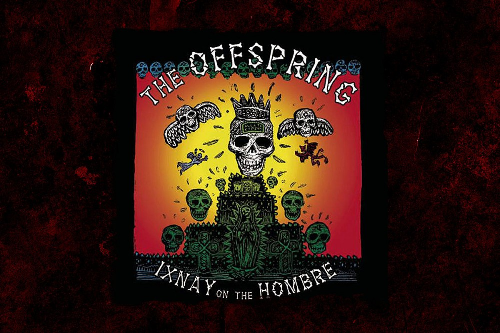 24 Years Ago: The Offspring Release 'Ixnay on the Hombre'