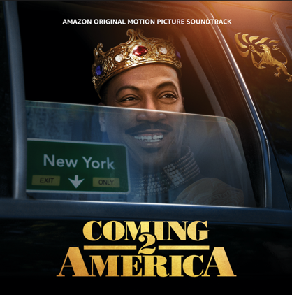 Def Jam to Release Soundtrack for 'Coming 2 America' on March 5