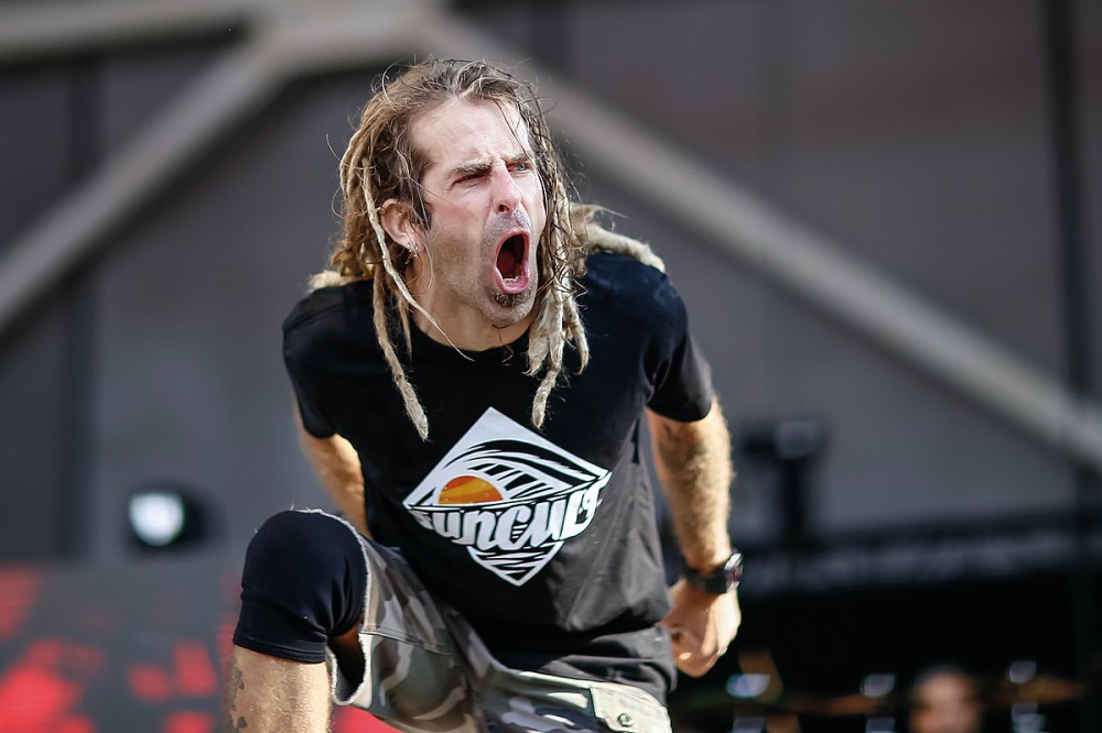 Lamb of God Debut Self-Titled Reissue Bonus Track 'Ghost Shaped People'