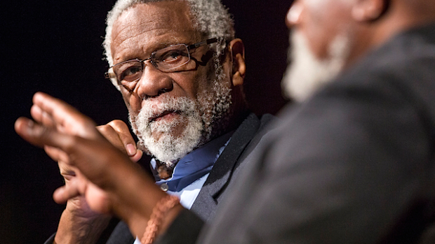 SOURCE SPORTS: Bill Russell Releases PSA Highlighting COVID-19 Vaccine Experience