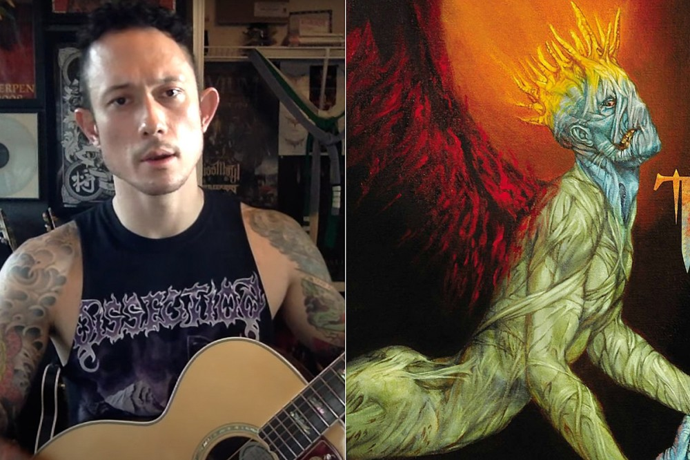Matt Heafy Releases Acoustic EP of Trivium 'Ascendancy' Songs