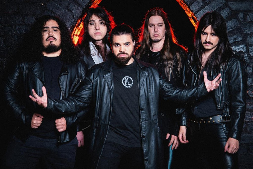 Singer Who Sounds Like Bruce Dickinson Has a Band Now Called Icon of Sin