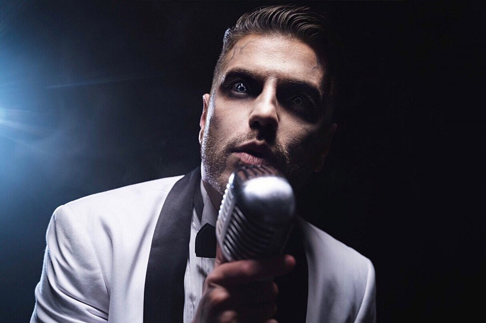 Ice Nine Kills Deliver a Bloody Valentine With 'Can't Help Falling in Love' Cover