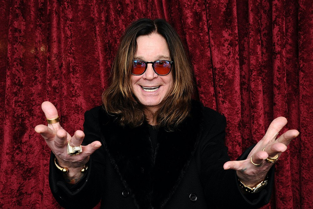 Ozzy Osbourne Has Not Received COVID-19 Vaccine