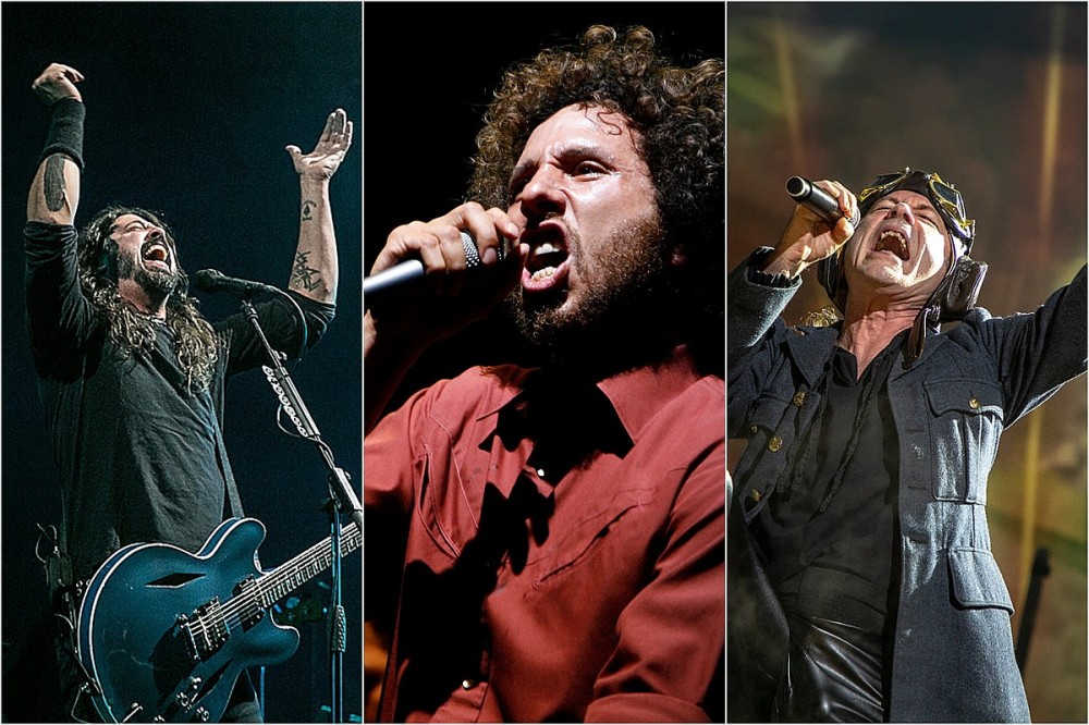 Iron Maiden, Rage Against the Machine + Foo Fighters Among 2021 Rock and Roll Hall of Fame Nominees