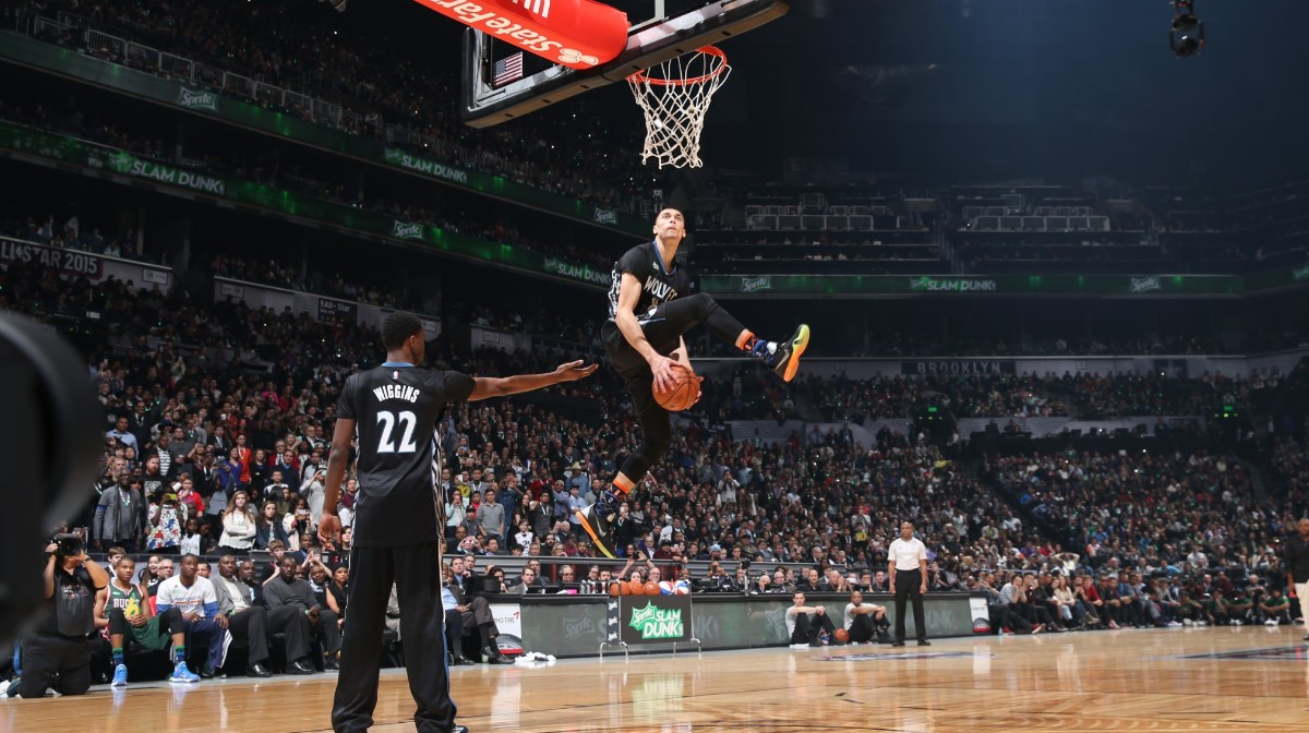 SOURCE SPORTS: NBA Targeting to Make Dunk Contest the All-Star Game Halftime Entertainment