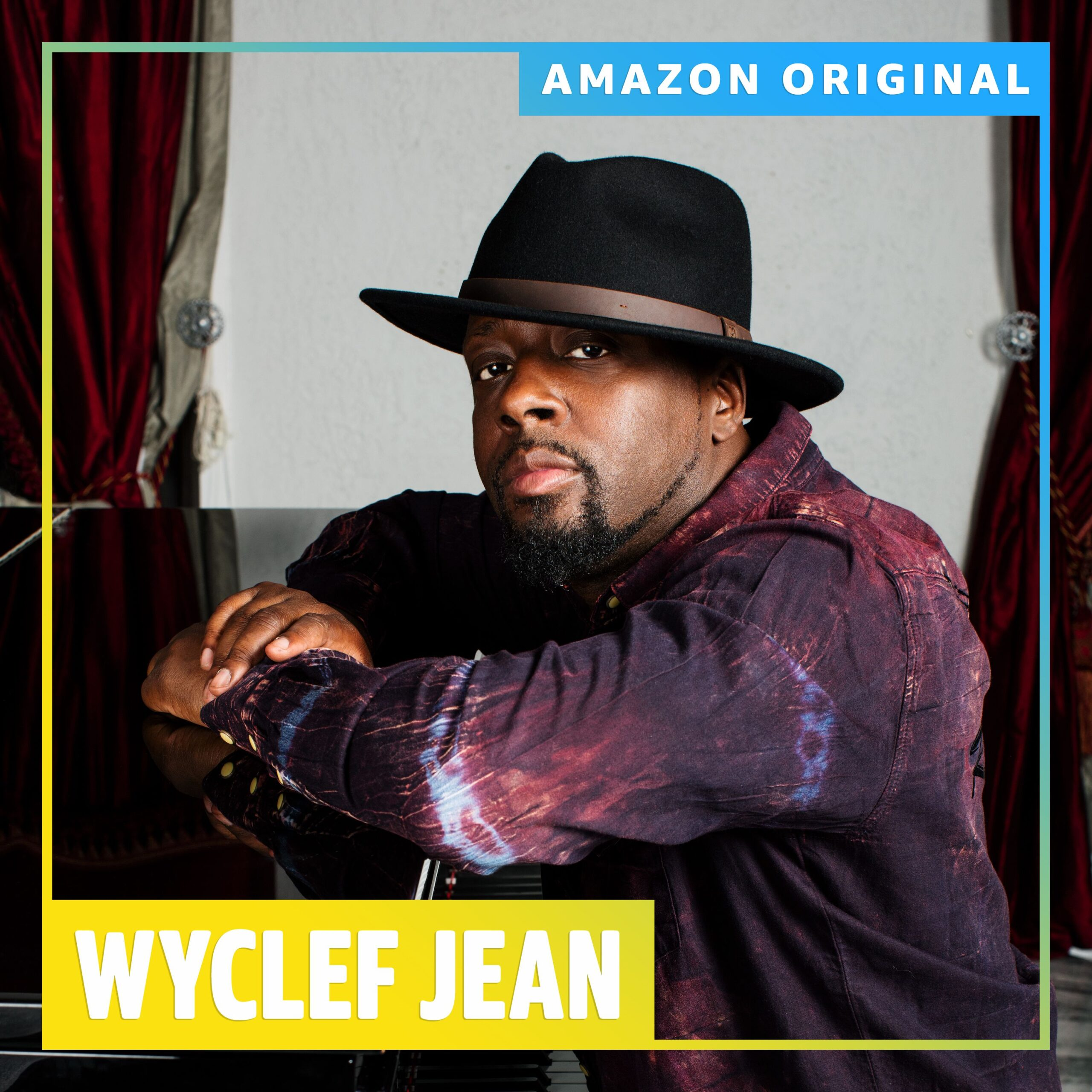 Wyclef Jean – Is This Love