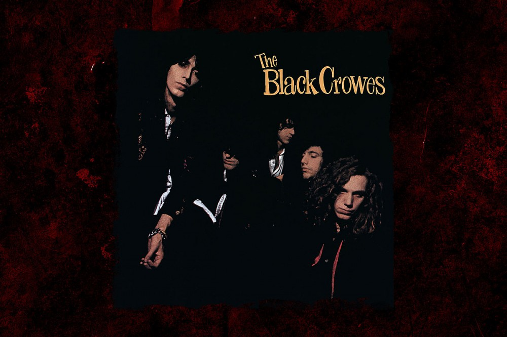 31 Years Ago: The Black Crowes Shake Up the Rock World on 'Shake Your Money Maker'