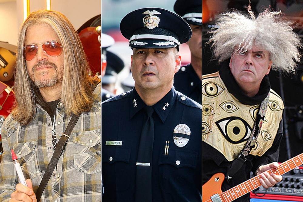Tool's Adam Jones Once Pulled Off Epic Cop Prank on Melvins