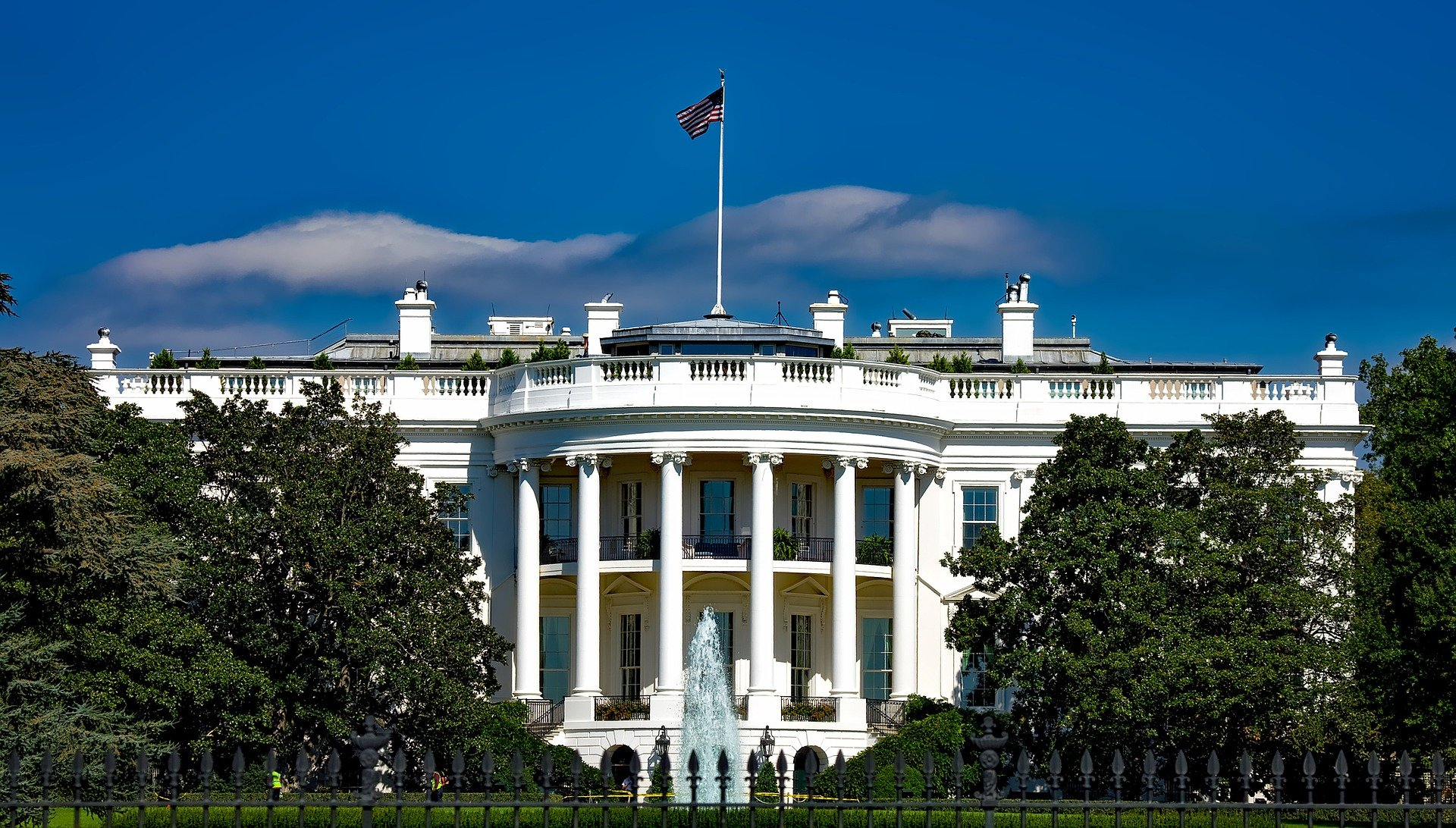 Two People Arrested On Weapons Charges Near The White House