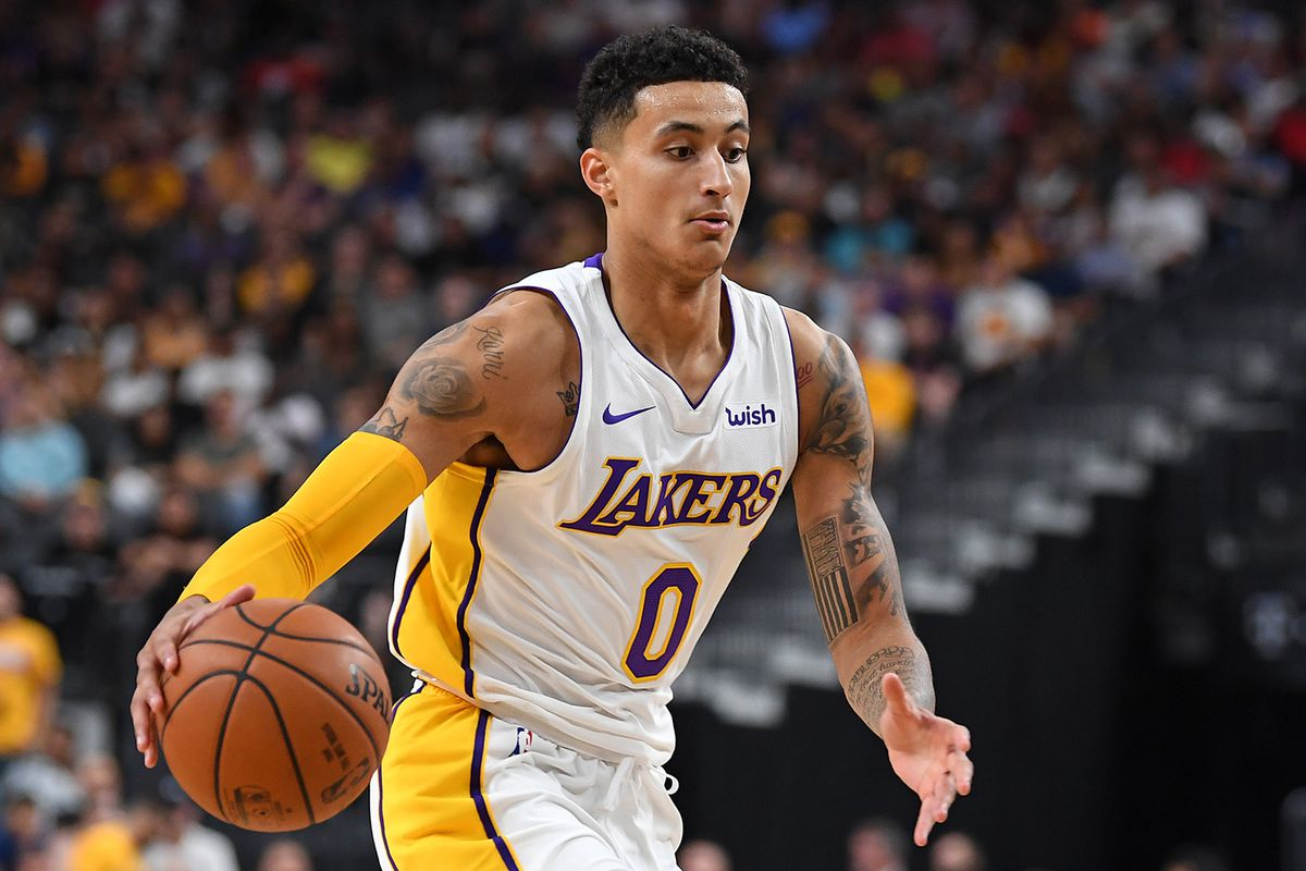 Kyle Kuzma Isn't Worried About Playoff Seeding, LeBron James Looking to Carry Team Load