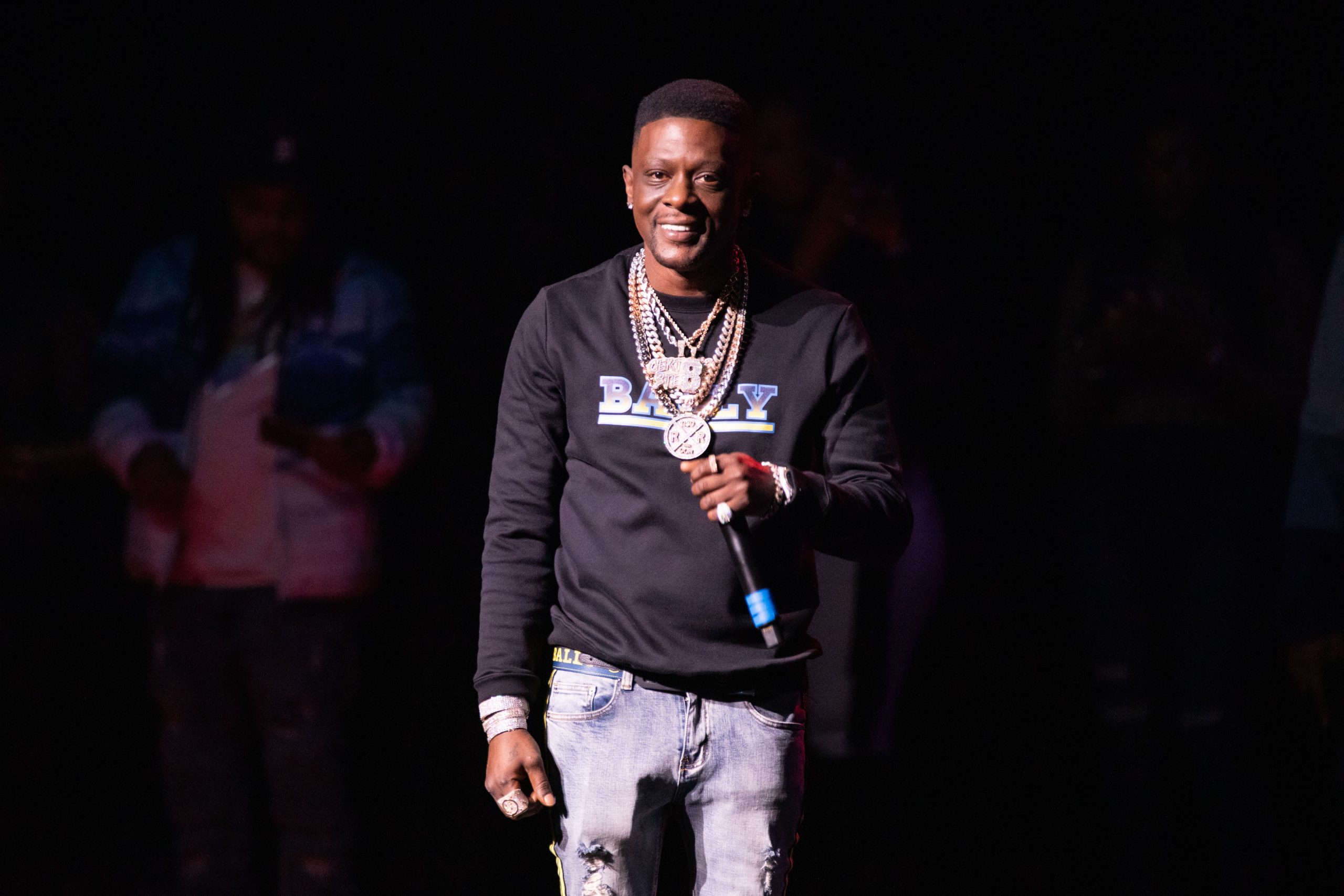 Yung Bleu Gifts Boozie Badazz $100K for Supporting Him