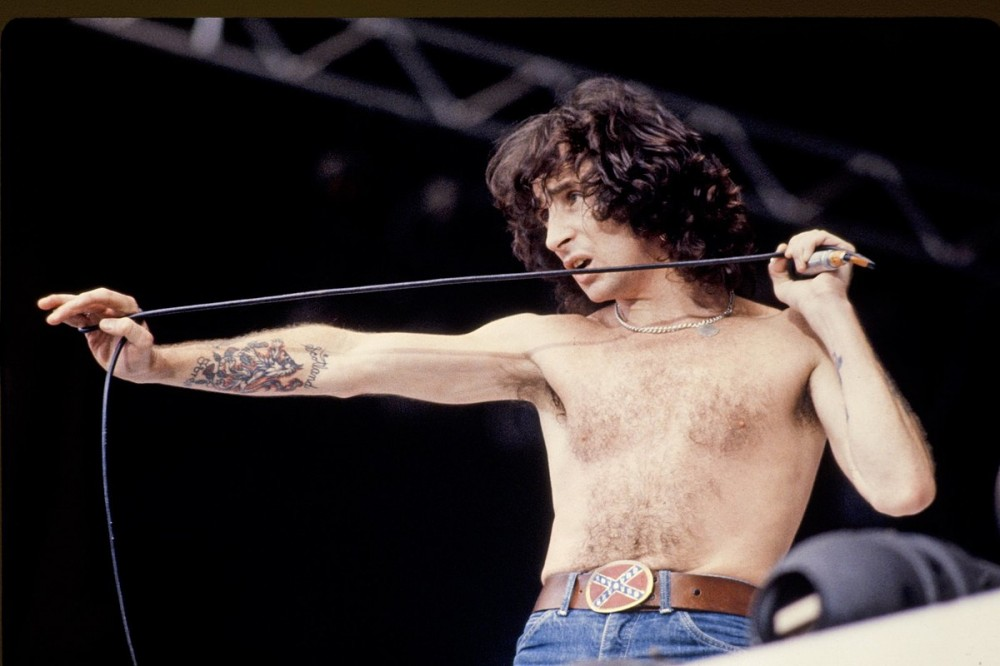 Bon Scott Reveals How AC/DC Hired Him in Newly Uploaded 1976 Interview