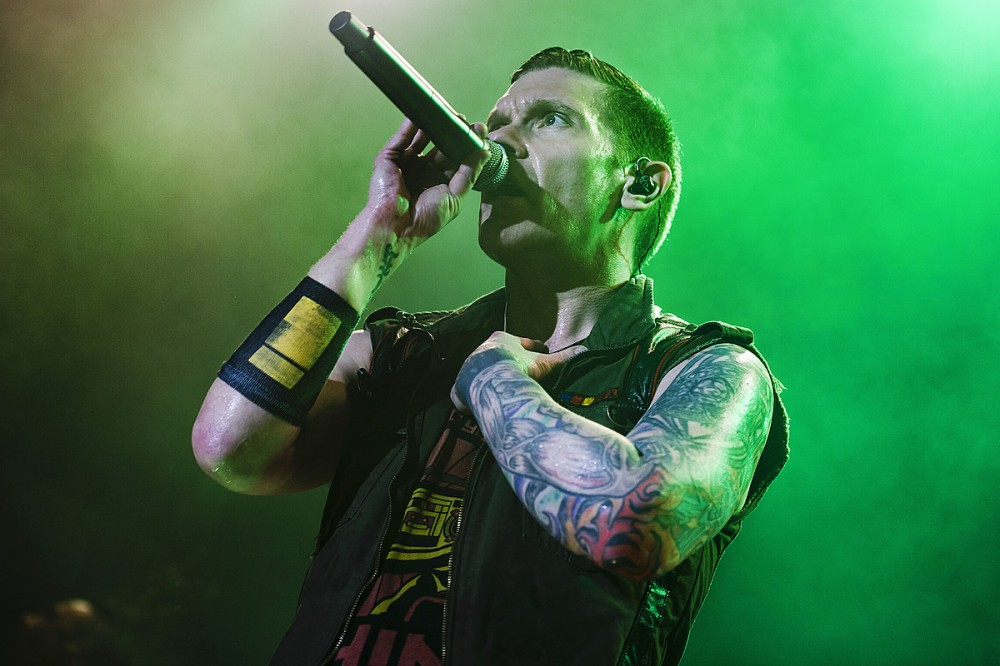 Brent Smith: Shinedown Plan to Release New Album Later in 2021