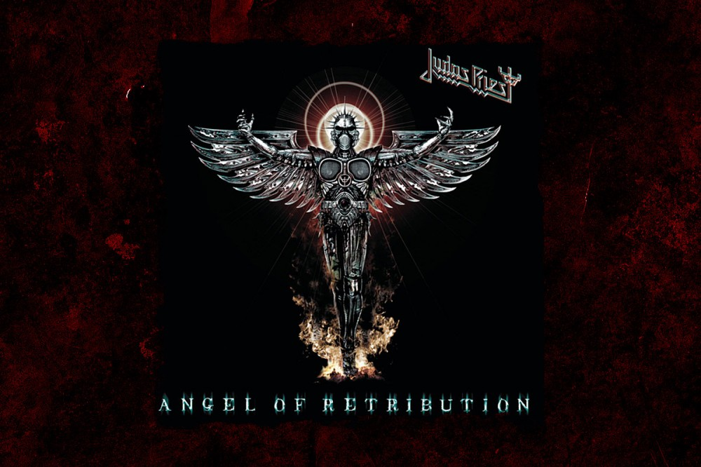 16 Years Ago: Judas Priest Release Reunion Album 'Angel of Retribution'