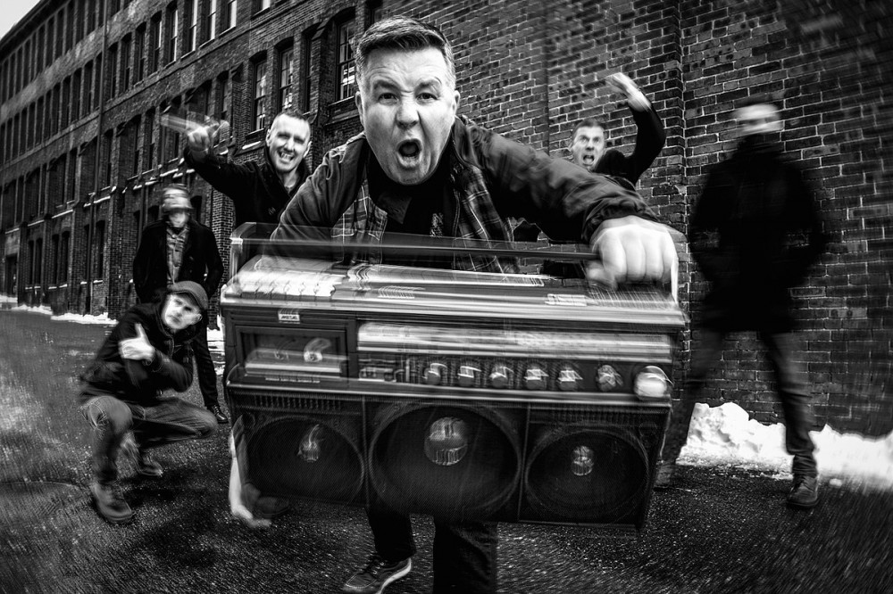 Dropkick Murphys Give 'Middle Finger' on New Song, Announce 10th Album 'Turn Up That Dial'