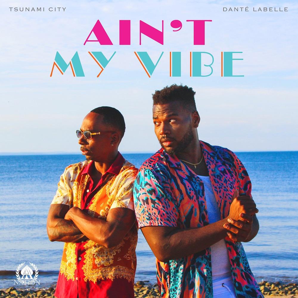 """Danté LaBelle ft. Tsunami City – """"Ain't My Vibe"""""""