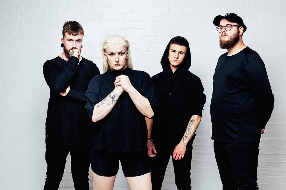 U.K. Alt-Metal Brutalizers Vexed Are Sick of This World on New Song 'Hideous'