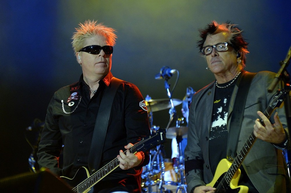 The Offspring Debut Title Track From New Album 'Let the Bad Times Roll'