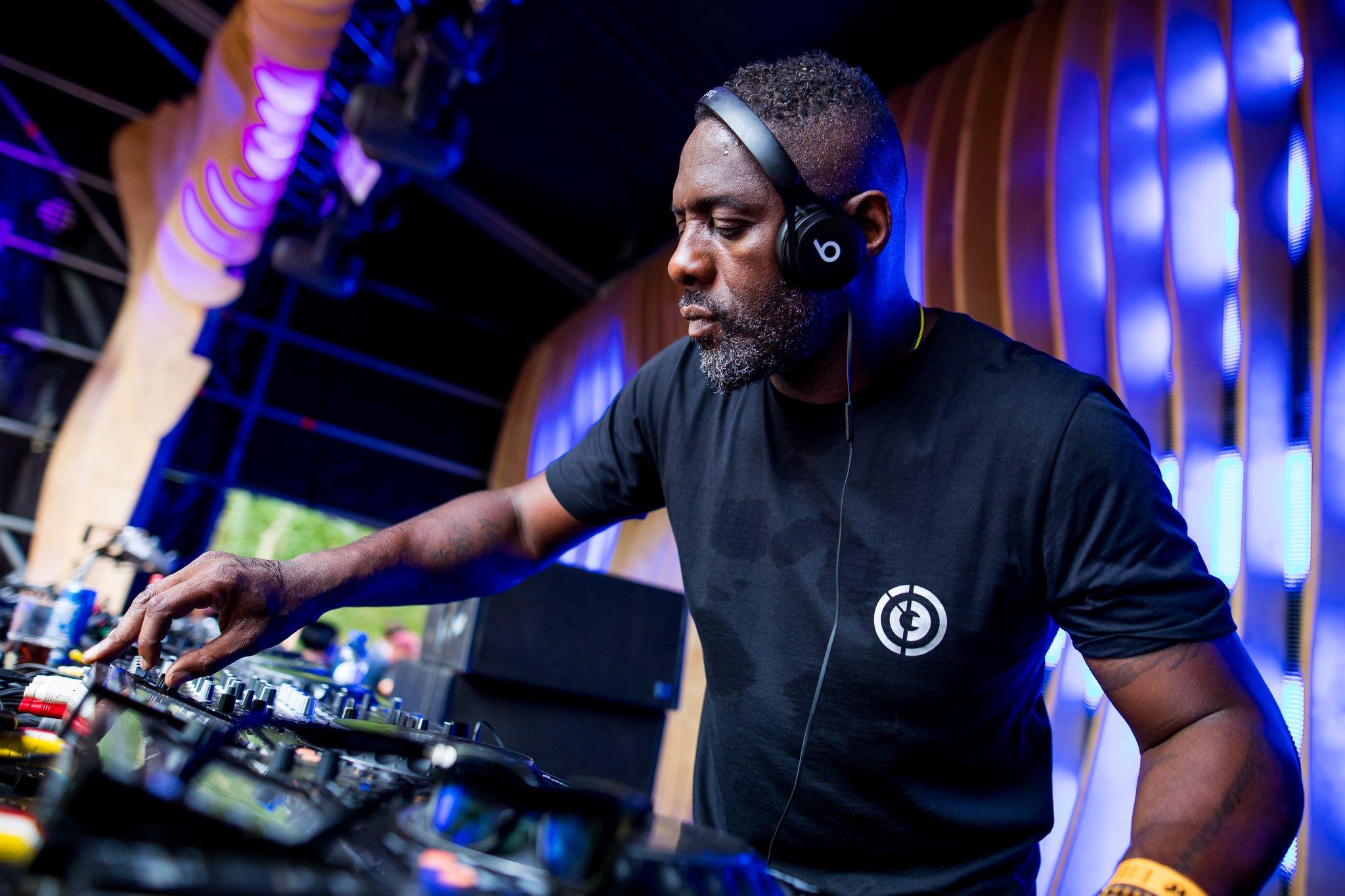 Idris Elba Teases Megan Thee Stallion Collab