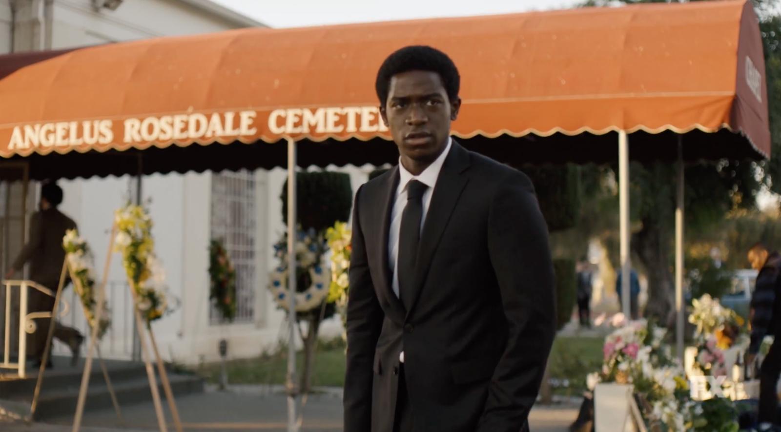 Damson Idris Says John Singleton Left 'The Code' To Complete Season 4 of 'Snowfall'