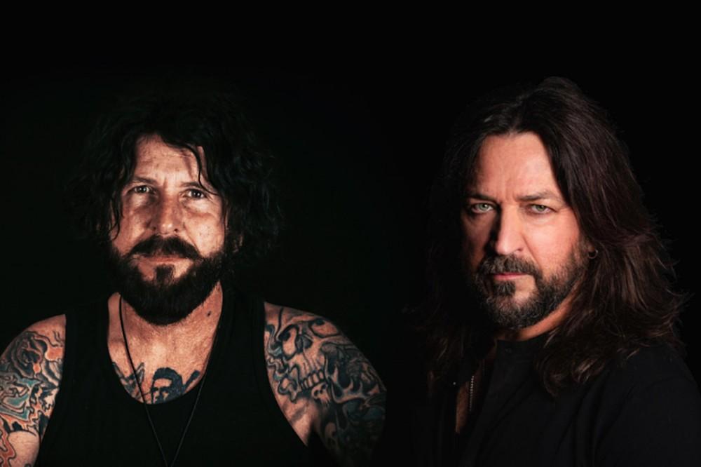 Listen: Stryper Singer + L.A. Guns Guitarist Form Doom Band Sunbomb
