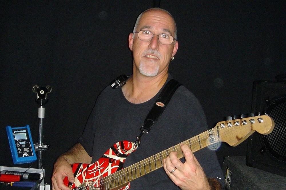 Eddie Van Halen's Guitar Tech In Danger of Losing His Home