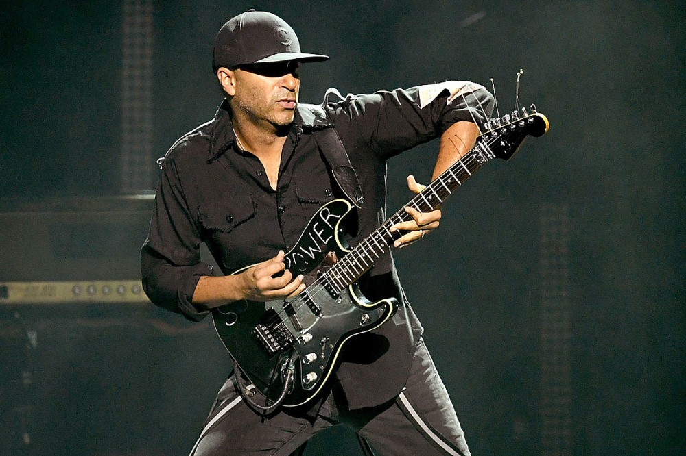 Tom Morello Overseeing Music for Netflix's 'Metal Lords' Film