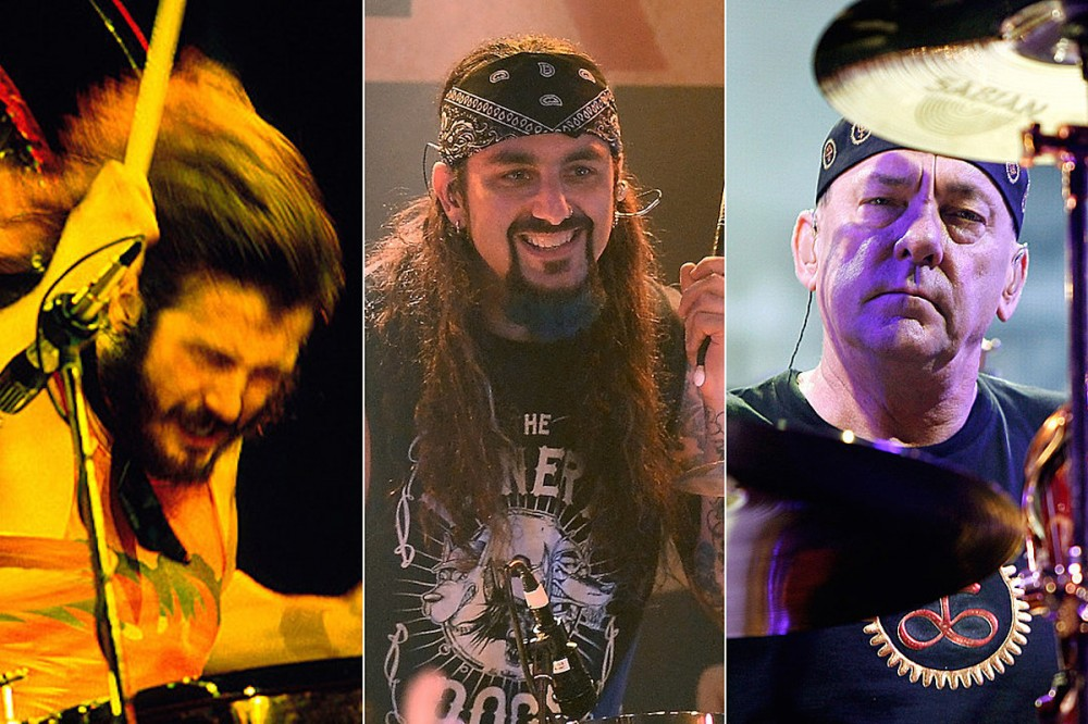John Bonham Vs. Neil Peart: Mike Portnoy Makes His Choice