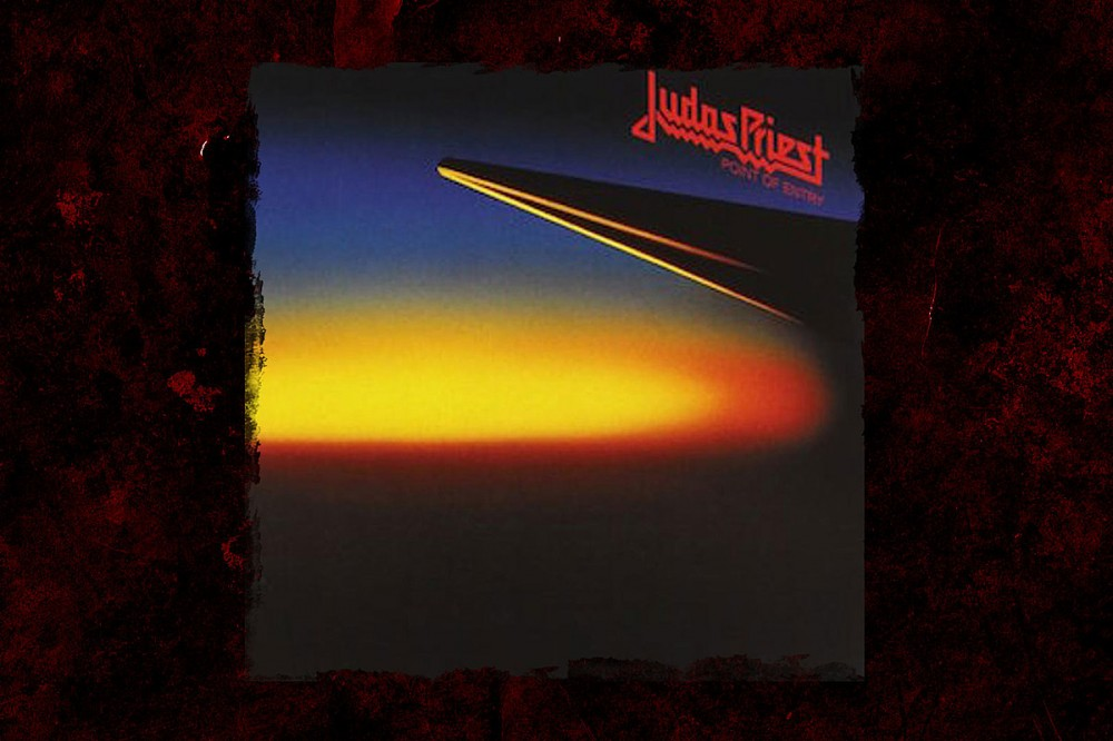 40 Years Ago: Judas Priest Release 'Point of Entry'