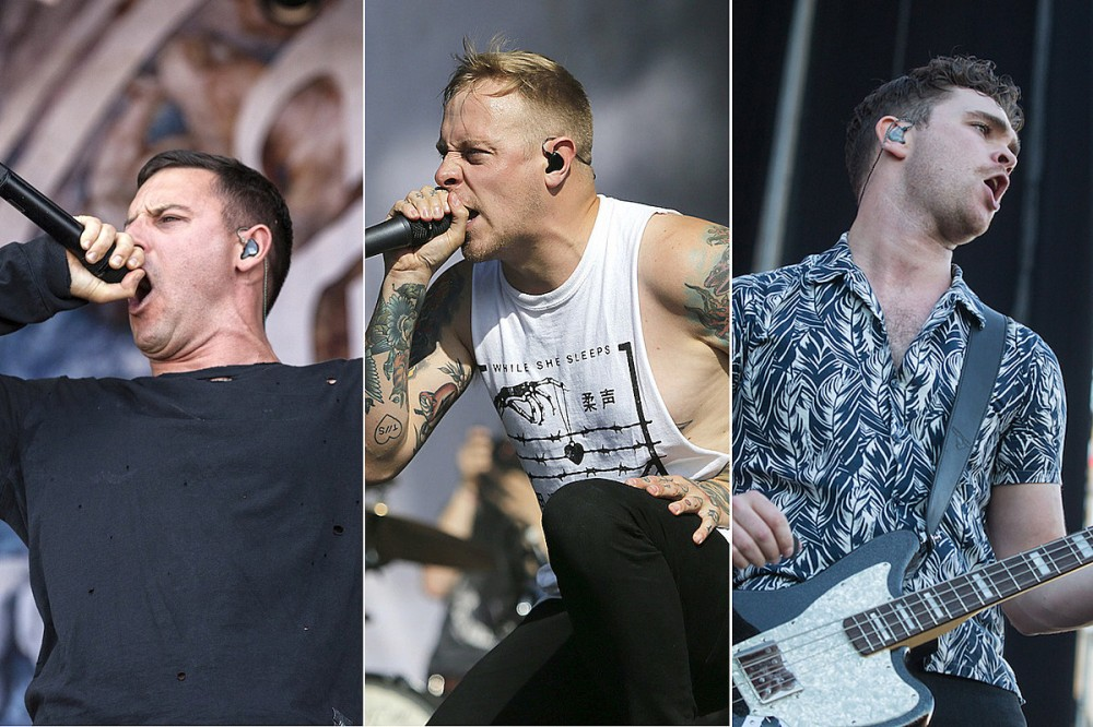 Architects' Sam Carter Explains Collaborations on New Album