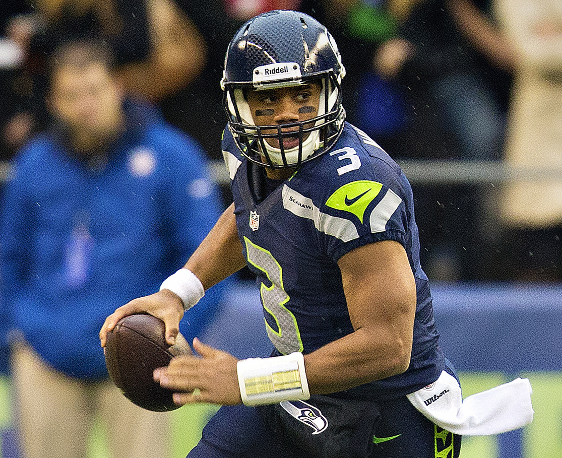 SOURCE SPORTS: Russell Wilson Has List of Preferred Teams if He Leaves Seahawks