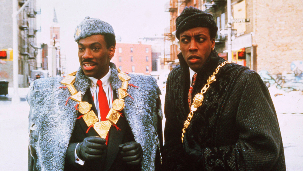 Arsenio Hall Revealed He Made a Pact With Eddie Murphy To Never Make a 'Coming To America' Sequel