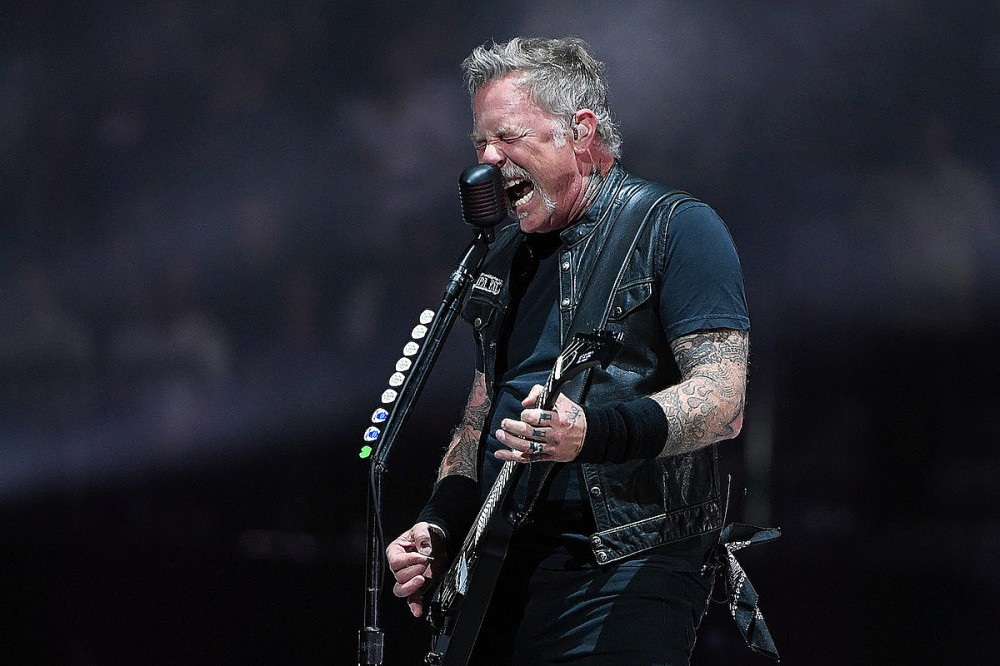 Metallica to Play the 'Late Show With Stephen Colbert'