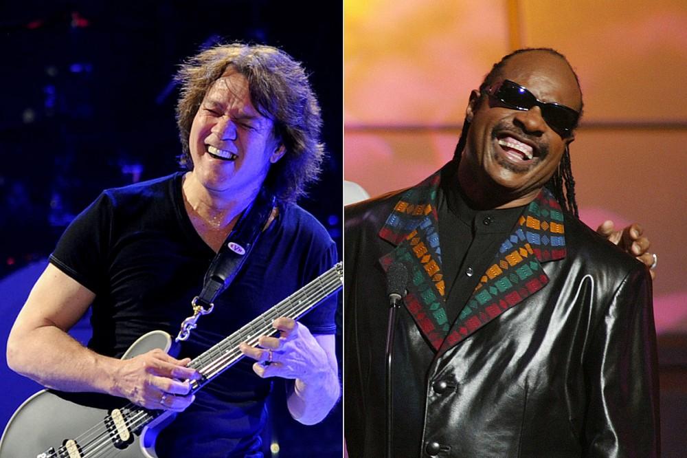 Van Halen-Stevie Wonder Mashup Finds the Soul in Van Halen Classic