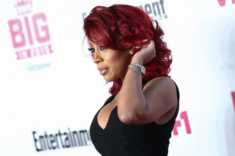 K. Michelle Responds to Wendy Williams Following Leaked Silicone Comments