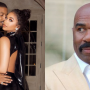 Steve Harvey Shares His Thoughts on Lori Harvey and Michael B. Jordan's Valentine's Day Celebration