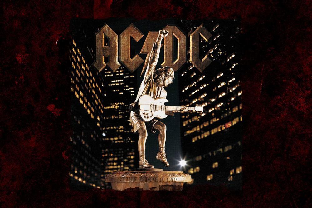 21 Years Ago: AC/DC Bring Back the Grit on 'Stiff Upper Lip'